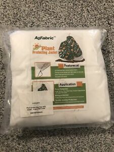 """Agfabric Warm Plant Cover Winter Frost Protection For Garden Plant Bag 108""""x108"""""""