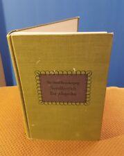 New listing The Good Housekeeping Needlepoint Encyclopedia 1947 Vintage Hardcover