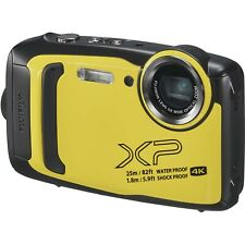 Fujifilm Finepix XP140 16.4MP Point & Shoot Camera - Yellow