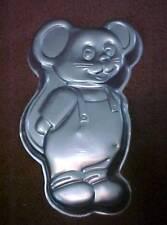 Vintage Wilton Little Mouse Cake Pan 1987 Retired Model  2105-2380