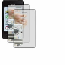 2x Mirror LCD Screen Protector Cover Guard Film for LG 840G Tracfone