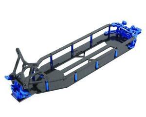 """DragRace Concepts DR10 Drag Pak """"Factory Spec"""" Conversion Kit (Blue) [DRC-448]"""