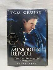Minority Report (Dvd, 2002, 2-Disc Set, Widescreen) - Brand New