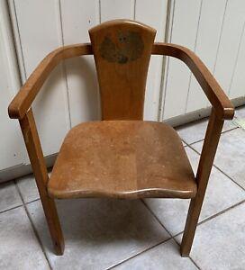 Mid Century Modern Bentwood Child's Chair