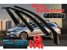 OPEL / GM / VAUXHALL ASTRA  2015 - COMBI  5D Wind deflectors 4.pc set HEKO 25393