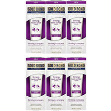 6 Pack - Gold Bond Ultimate Firming Neck & Chest Cream 2 Oz Each