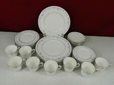 40 Piece Royal Doulton England Angelique English Bone China Dinnerware Set