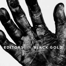Editors - Black Gold : Best of Editors (NEW CD) Greatest Hits