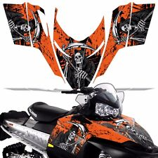 Sled Wrap for Polaris Shift Dragon RMK Graphic Snow Decal Kit Snowmobile REAP O