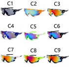 New Cycling Glasses Eyewear Bike Goggles Outdoor Sports Fishing Sunglasses UV400