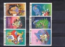 Serie Disney postfris MNH Sierra Leone: Aladdin (dis072)