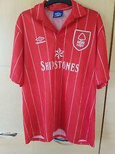 Iconic 92 Nottingham forest football shirt xl