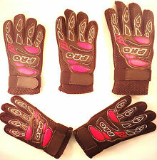 Children's Pro gloves, bmx, skateboard, cycle, scooter - Free UK P+P