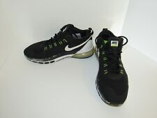 NIKE AIR MAX TR 180 AMP FLYWIRE BLACK 723972-017 SHOES MENS SIZE 9