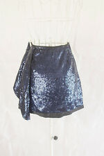 """Karen Millen"" Size US 8 - Gorgeous Ladies Sequined Skirt. Perfect! Bargain!"