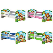 KIDS BED CHILDREN + MATTRESS + FREE DELIVERY TODDLER 180x80