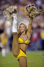 SEXY WASHINGTON REDSKINS CHEERLEADER A61 Cheerleading NFL Pic Girl PHOTO Teen
