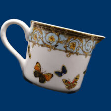 Grace's Teaware Blue & White Butterfly Creamer - Unused