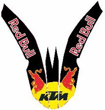 PEGATINA,  ADHESIVO, STICKER, GRAPHICS  KTM 2008, 2009, 2010, 2011, 2012, 2013
