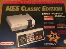 New NES Classic Edition Nintendo Mini Console with 30 Games Preloaded