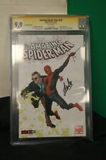CGC Amazing Spider-Man #638 Cover Variant 1 of 5 Known Signed by Stan Lee