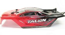 Arrma TALION 6s BLX - Painted Body (Red black LWB shell trimmed AR106048