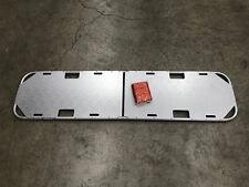 Ferno Washington Aluminum Full Body Long Spine Board Never Used