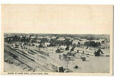 Aerial View of CAMP PIKE in Little Rock, AR Photographed by CM Brashear Unposted