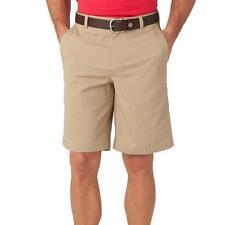 "Southern Tide Club 10"" Technical Skipjack Khaki Quick Dry Golf Boat Shorts 32"