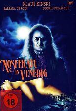 Klaus Kinski NOSFERATU IN VENECIA Barbara De Rossi DONALD PLEASENCE DVD nuevo