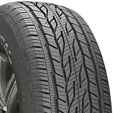 4 NEW 255/60-19 CONTINENTAL CROSS CONTACT LX20 60R R19 TIRES 28806
