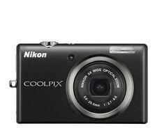 Nikon COOLPIX S570 12MP Digital Camera with 5x Optical Zoom, Black,