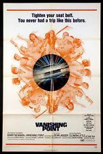 VANISHING POINT MOPAR RACING 1970 DODGE CHALLENGER 1971 1-SHEET