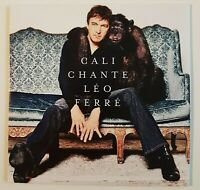 CALI CHANTE SUPERBEMENT LEO FERRE ♦ NEW CD ALBUM PROMO ♦ LES ANARS, THANK YOU...
