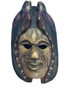 Mayan Mask - Guatemala hand made