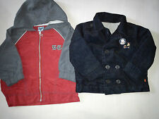 NICE MOTHERCARE PUPKIN PATCH AUTUMN BABY BOY JACKETS 12/18 MTHS  (0.5)