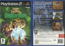 JEU PLAYSTATION 2 PS2 - MYTH MAKERS ORBS OF DOOM / EN FRANCAIS