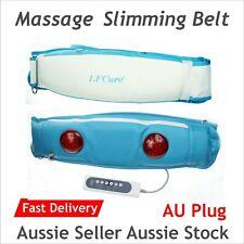 Slimming Belt Slender Weight Loss Massager Trim Tummy Shaper Burn AU Plug