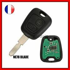 KIT CLE VIERGE ELECTRONIQUE ID46 POUR PEUGEOT 406/406 BREAK/406 COUPE/607/806