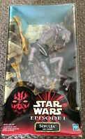"New Star Wars SEBULBA w/ Chubas 8"" action figure Episode 1 2000 Hasbro"