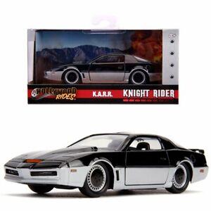 Knight Rider - K.A.R.R. 1982 Pontiac Firebird 1:32 Scale Hollywood Ride