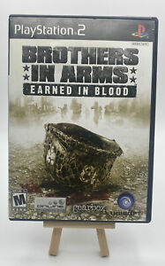 Brothers in Arms: Earned in Blood (Sony PlayStation 2, 2005) - Ps2 - Complete!