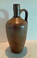 Vintage Hand Made A. Rangel Stoneware Bottle Carafe Ewer Portugal  (2436)