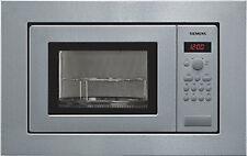 Micr. Siemens Hf-15g561 18L Inox integrable