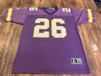 VTG Robert Smith Minnesota Vikings Purple NFL Football Jersey - Starter - Sz. 52