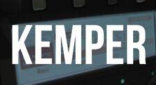 More details for kemper profiles / 1000's of kemper profiler rigs (instant download)