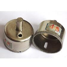 "45mm ( 1 3/4"" inch) Diamond coated hole saw drill bit core drills tile glass TAO"