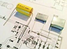 Thorens TD146, TD147 Turntable Repair Kit 3 Capacitors