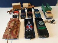 Corgi Toys Diecast Vintage cars Job Lot of 10
