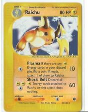 Pokemon Expedition set Raichu 25/165 Holo rare reverse Near mint condition